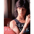 HIDEKI FOREVER blue (ヒデキ フォーエバー ブルー) [BOOK+CD] Book