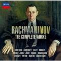 Rachmaninov: The Complete Works<初回完全限定生産盤>