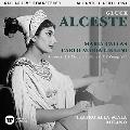 Gluck: Alceste (Milano 4 Apr 1954)