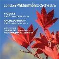 Mozart: Piano Concerto No.20; Rachmaninov: Piano Concerto No.2