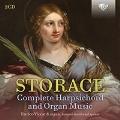 ベルナルド・ストラーチェ: ハープシコード、オルガン曲全集
