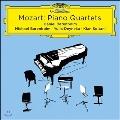 モーツァルト: ピアノ四重奏曲第1・2番