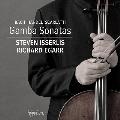 J.S.Bach, Handel, D.Scarlatti - Gamba Sonatas