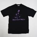 Jaco Pastorius Tシャツ(Black×Purple)/Mサイズ