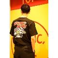 Caprice × WTM Dog S/S T-shirt(Black) XLサイズ