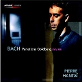 J.S.Bach: Goldberg Variations / Pierre Hantai