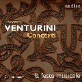 ヴェントゥリーニ: 室内協奏曲集