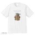 スター・ウォーズ The Mandalorian Yoda T-shirts 2 ホワイト XL タワーレコード限定