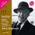 ベートーヴェン: ピアノ・ソナタ第3番、ラヴェル: 高雅で感傷的なワルツ、ショパン: 夜想曲Op.27-2、バラード第1番