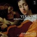 ヴェラチーニ: ヴァイオリン・ソナタ