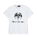 Hollywood Vampires Bat Print Tee WHITE SIZE S