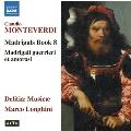 Monteverdi: Madrigalis Book.8