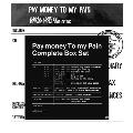Pay money To my Pain -S- [5CD+2Blu-ray Disc+LP+Tシャツ+ブックレット+ポスター]<生産限定盤>