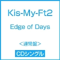 Edge of Days<通常盤>
