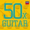 50x Guitar