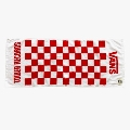 VANS×TOWER RECORDS Checker Towel WHITE/RED