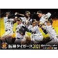 卓上 阪神タイガース週めくり カレンダー 2021