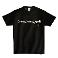 LIQUIDROOM x 踊ってばかりの国 Gimmie,Gimmie,Liquid!! T-shirts 黒 XLサイズ