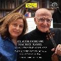 ドビュッシー&ラヴェル: ヴァイオリンとピアノのための作品集<初回限定生産盤>
