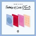 [Formula of Love: O+T=<3]: TWICE Vol.3 (ランダムバージョン)