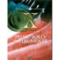 X JAPAN 「ピアノ・ソロ・インストゥルメンツ」 [BOOK+CD]
