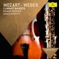 Clarinet Quintets - Mozart, Weber