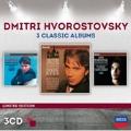 Dmitri Hvorostovsky - 3 Classic Albums<限定盤>