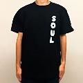 WTM_ジャンルT-Shirts SOUL ブラック Lサイズ