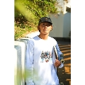 Ryu Ambe × WEARTHEMUSIC Lively Animal Sweat Crew(White)Sサイズ