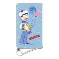 おそ松さん × TOWER RECORDS モバイルバッテリー カラ松(ブルー)