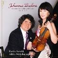 ブラームス: ヴァイオリン・ソナタ第1番 Op.78「雨の歌」, 第2番 Op.100, 第3番 Op.108
