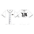 BiSH × TOWER RECORDS ベースボールシャツ White アユニ・D Mサイズ
