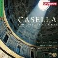 マーティン・ロスコー/カゼッラ: 交響曲第2番 Op.12, スカルラッティアーナ Op.44 [PCHAN10605]