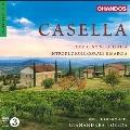 カゼッラ: 管弦楽作品集 Vol.3 - シンフォニア Op.63 (交響曲第3番)