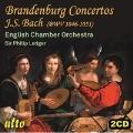 J.S.バッハ: ブランデンブルク協奏曲第1番-第6番