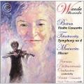 Britten: Violin Concerto Op.15; Tchaikovsky: Symphony No.4 Op.36, etc