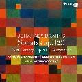 ブラームス: ヴィオラ・ソナタ第1番、第2番、2つの歌 Op.91、他