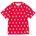 TOWER RECORDS×arena×風とロック TEE RED/Sサイズ