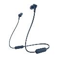 SONY Bluetooth イヤホン XB-400/ブルー