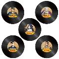 ゴールデンカムイ × TOWER RECORDS トレーディングレコードコースター 全5種
