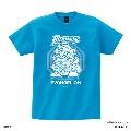 EVANGELION×FIGHTERS Tシャツ(マスコット)/XLサイズ
