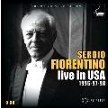 セルジオ・フィオレンティーノ第3弾 Live in USA 1996, 97, 98