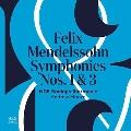 メンデルスゾーン: 交響曲第1番 Op.11, 第3番「スコットランド」 Op.56
