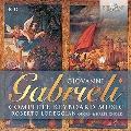 G.Gabrieli: Complete Keyboard Music