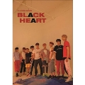 Black Heart: 2nd Mini Album (BLACK VER) (全メンバーサイン入りCD)<限定盤>
