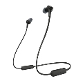 SONY Bluetoothイヤホン XB-400/ブラック