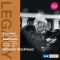 シューベルト: 即興曲 D.935、ベートーヴェン: ピアノ・ソナタ第6番、第29番《ハンマークラヴィーア》