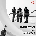 ショスタコーヴィチ: 弦楽四重奏曲 第3番/ピアノ五重奏曲 ト短調