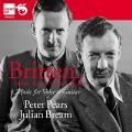Music for Voice and Guitar - Britten, Walton, Seiber & Racine Fricker