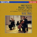 ベートーヴェン:ピアノ三重奏曲第5番≪幽霊≫ 第6番 変ホ長調 変奏曲 作品44